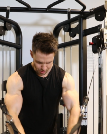 What Muscles Do Cable Crossovers Work
