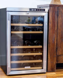 How Much Does A Wine Fridge Cost